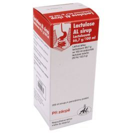 LACTULOSE AL 667MG/ML SIR 1X200ML