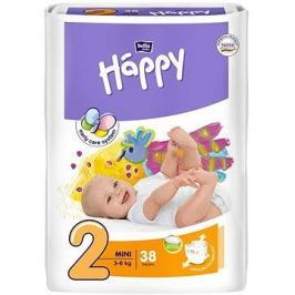 BELLA Baby Happy vel. 2 Mini (38 ks)