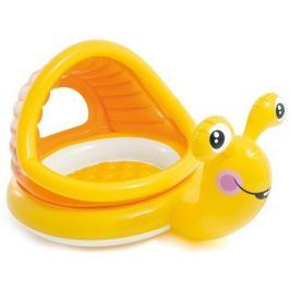 Intex Lazy Snail Shade Baby Pool